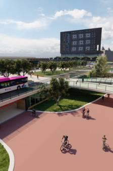 Nijmegen krijgt giga veel geld: zo'n 100 miljoen voor facelift station, wel 10 jaar 'bouwoverlast'