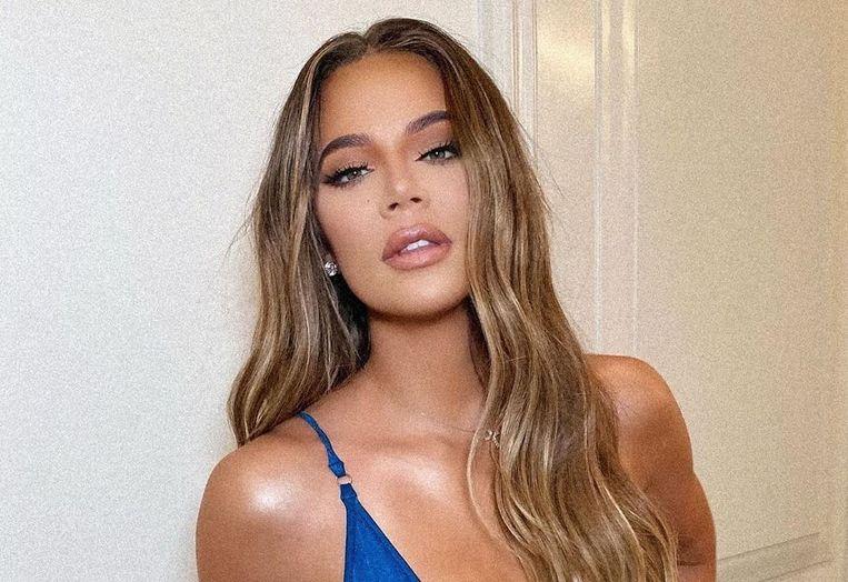 Fans herkennen Khloé Kardashian bijna niet meer.