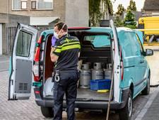 Politie vindt klusbus voor xtc-lab in Goirle