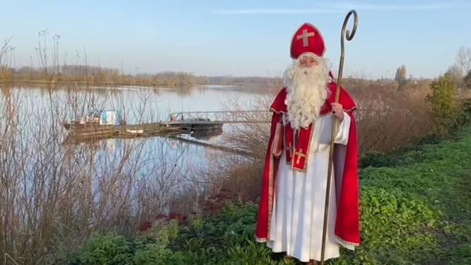 Sinterklaas vergeet bosgemeente niet en zal intrede doen met rijdende boot