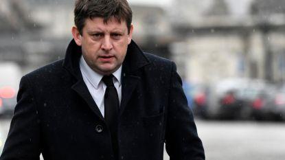 """John Crombez verlaat nationale politiek: """"Wie moet sp.a nu minister maken?"""""""