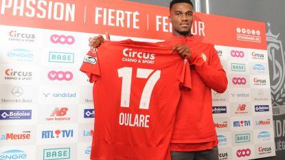 Football Talk België (5/5). Oularé definitief naar Standard - Hazard blijft bij Cercle