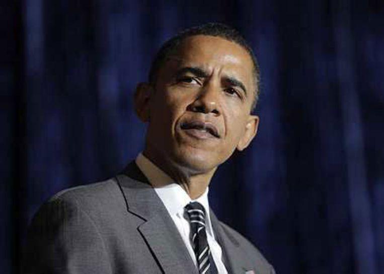e Amerikaanse presidentskandidaat Barack Obama is vanmiddag in Israël gearriveerd. Foto AP/Jae C. Hong Beeld