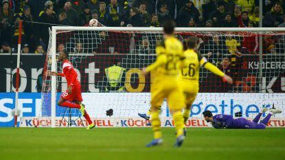 LIVE. Lukebakio scoort na hattrick tegen Bayern nu ook opener tegen Dortmund