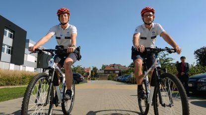 Verdubbeling fietsagenten in zicht
