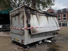 Onheil in frietbakkersland; brandstichting en diefstal