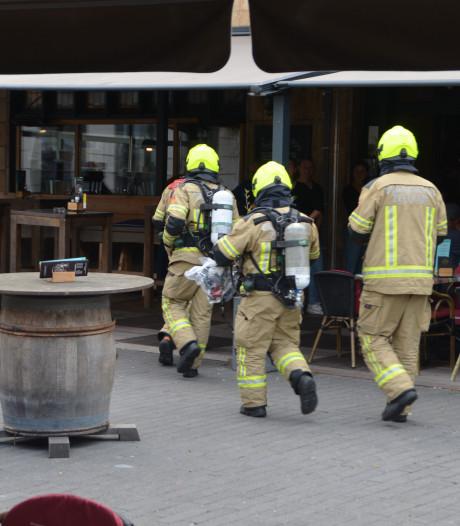 Koolzuurlekkage bij café Du Commerce in Terneuzen: 'Het alarm begon heel hard te piepen'