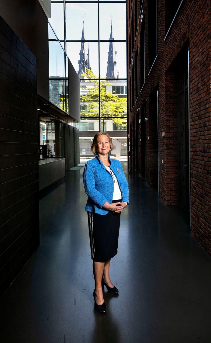 Ingrid de Boer directeur woonbedrijf Eindhoven.