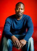 Anti-zwarte piet activist Jerry Afriyie