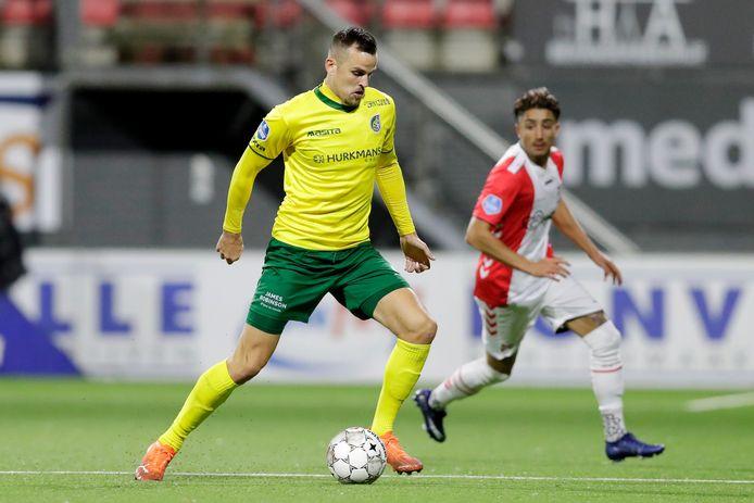 Mats Seuntjens speelt bij Fortuna Sittard en is geboren in Breda.
