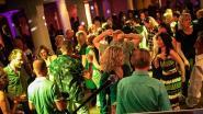 Oldskool Belgium party in ZarlarSwing Boerderie