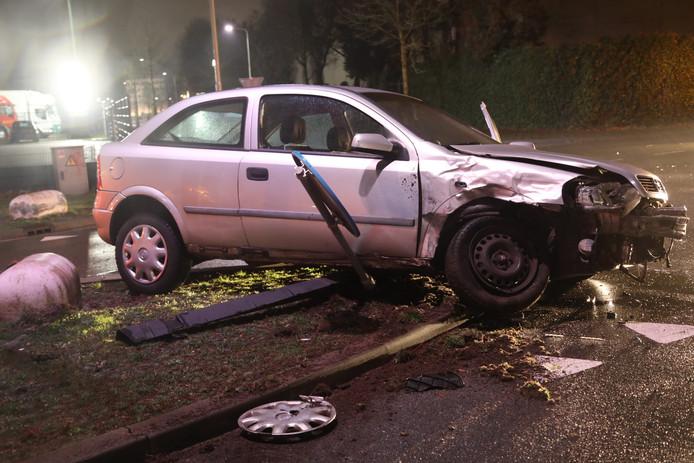 Vijfde ongeluk in korte tijd op de Parallelweg in Oss.