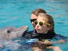 'Na dolfijntherapie is er bij Else (11) uit Waspik structureel iets veranderd'