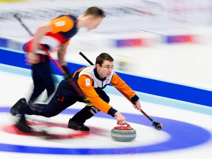 Boskoper en curlingkampioen Jaap droomt van de Olympische Spelen