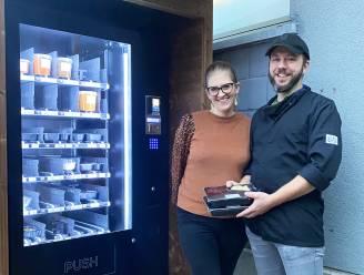 Traiteurzaak Meal@Home plaatst automaat met vers bereide maaltijden