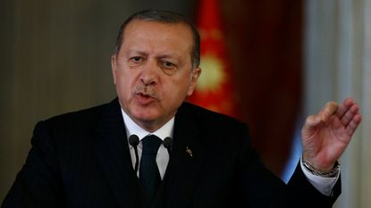 "Erdogan: ""VS is een ongeciviliseerd land"""
