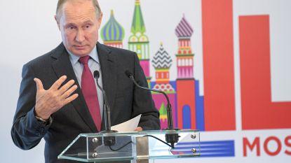 Sjamaan die Poetin wil 'verdrijven' opgepakt in Rusland