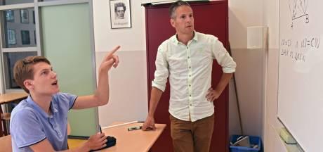 Wiskundewonder Nils doet mee aan internationale wiskundewedstrijd
