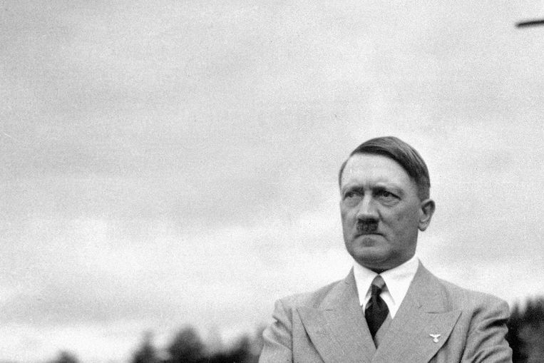 Adolf Hitler in 1939.