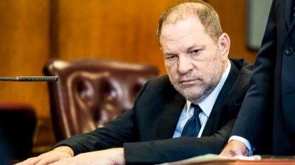 Harvey Weinstein riskeert levenslang nu hij ook aangeklaagd wordt voor aanranding derde vrouw