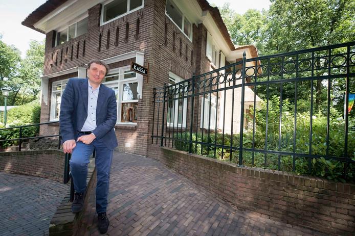 """Alex van Hooff, directeur van Burgers' Zoo: """"Als je als werknemer jezelf goed kent, kom je er ook achter of je bij het bedrijf past."""""""
