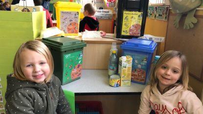 Leerlingen basisschool De Zilverberk houden klimaattop