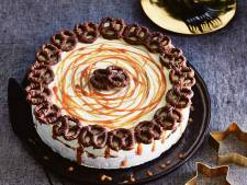 Wat Eten We Vandaag: Choco-pretzelijstaart