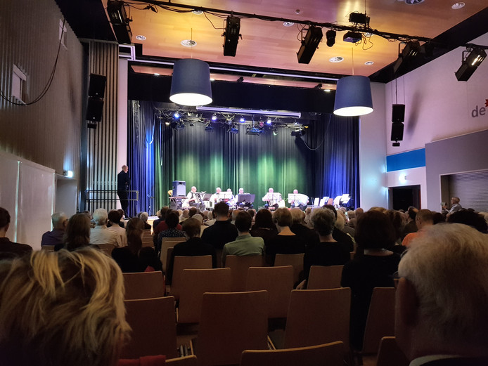 Accordeonconcert in Helmond