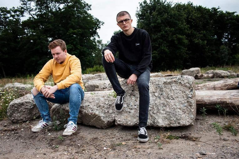 Jonas Thys en Gianluca Anastasi van Chaz & Djalu