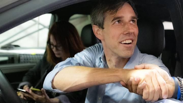 Running with Beto