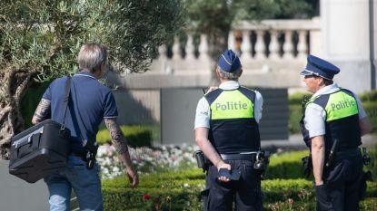 Park Den Brandt in Antwerpen opnieuw afgesloten na tweede granaataanslag