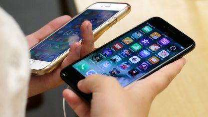 Apple zegt nu dat het toch oké is om iPhones schoon te maken met alcohol