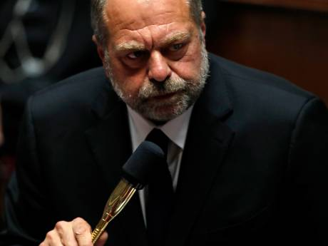 """Eric Dupond-Moretti en 2018: """"Personne n'aurait l'idée sotte de me demander d'être ministre de la Justice, je n'en ai pas les compétences"""""""