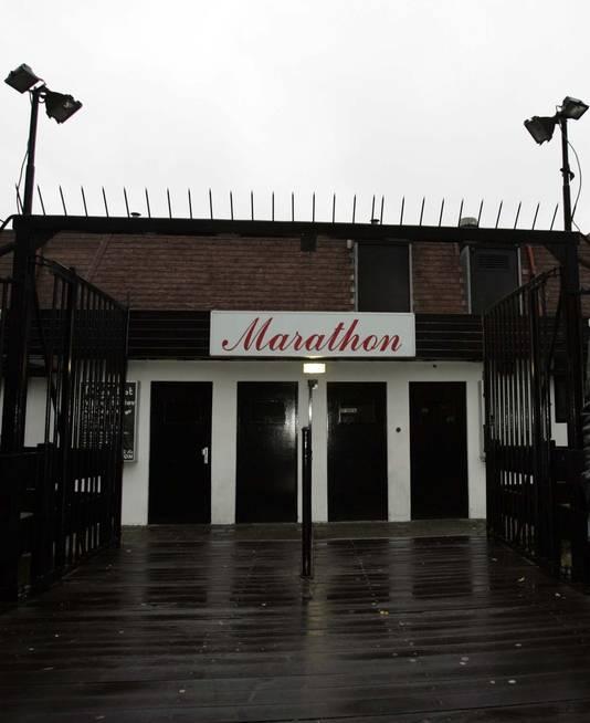 De deuren van De Marathon gaan in april nog één keer open.