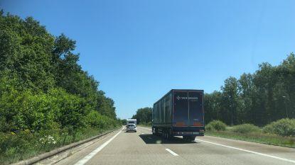 Maand hinder op de E34: één rijstrook en beperkte snelheid