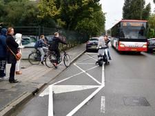 Gemeente neemt verkeerssituatie Mavo Muurhuizen onder de loep
