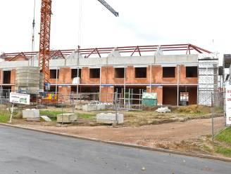 Nieuwbouwzondag op verkaveling Ooststraat, in het totaal komen er 41 duurzame woningen, ook een aantal kangoeroewoningen