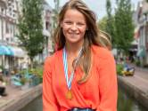 Goudse Lisa Bruijnincx (18) stippelt haar route naar de wereldtitel roeien perfect uit