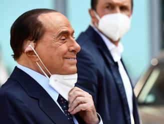 Berlusconi mag ziekenhuis verlaten