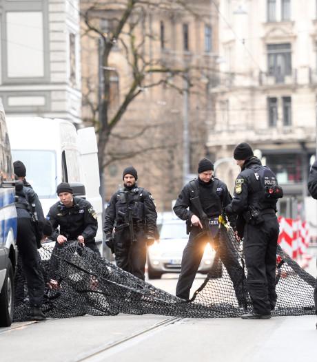 Man wil zich ogenschijnlijk in brand steken tijdens veiligheidsconferentie in Duitsland