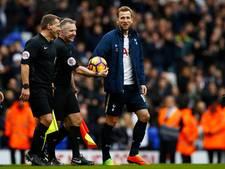 Kane helpt Spurs met hattrick over Europese dip
