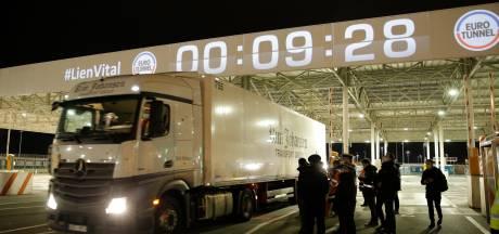 Nieuwe douaneregels tussen EU en Verenigd Koninkrijk van kracht