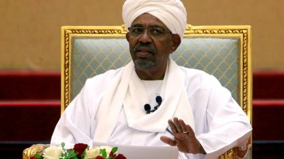 Afgezette Soedanese president overgebracht naar gevangenis waar hijzelf executies uitvoerde