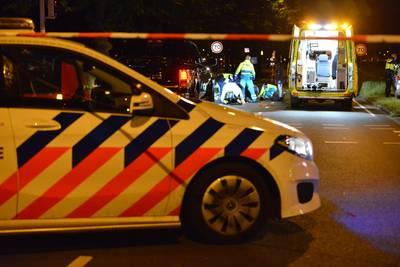 Jongen op de fiets zwaargewond na ongeluk op kruising in Breda, traumaheli geland