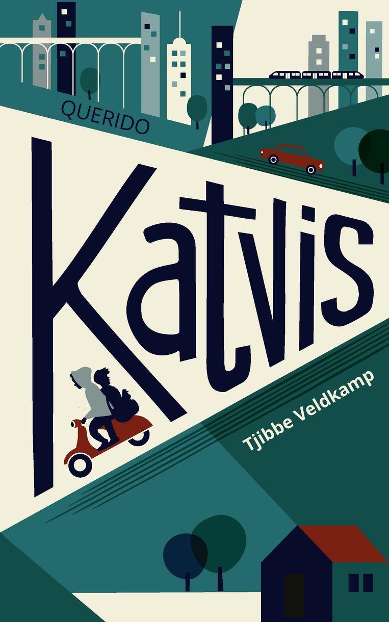 Tjibbe Veldkamp Katvis Querido 15,99 (*****)  Vanaf 13 jaar Beeld
