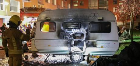 En dat zijn er vier: Capelle aan den IJssel opnieuw opgeschrikt door nachtelijke autobrand