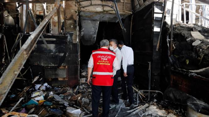 Explosie en brand in petrochemisch bedrijvencomplex in Iran