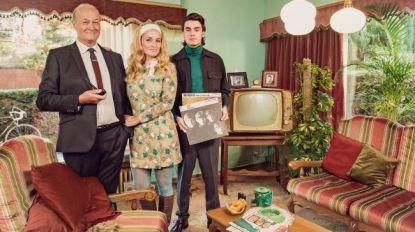 """Jacques, Julie en Maxime Vermeiren keren terug naar de gouden sixties: """"Ik lijk wel één van mijn typetjes"""""""
