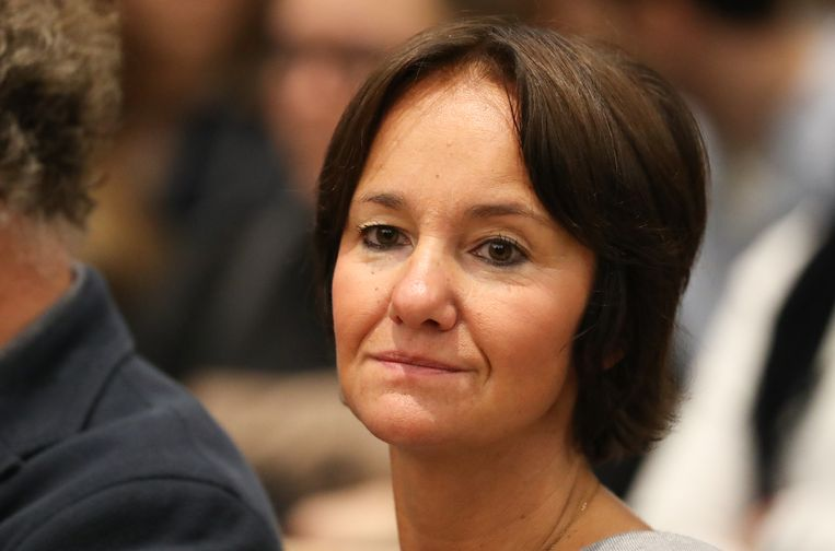 Nadine Pirotton, de zus van Véronique.