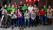 Feest tijdens Special Stars Party